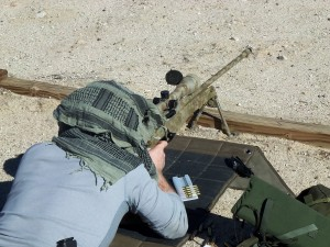 Accuracy International AW at 1000 yards