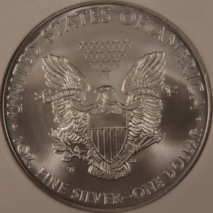 2008-W Silver Eagle NGC MS70