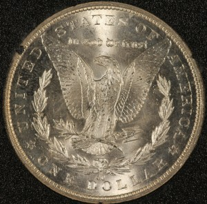 1883-CC Morgan Dollar GSA