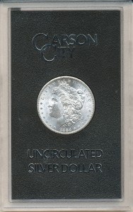 1884-CC Morgan Dollar GSA