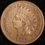 Abrasively Cleaned Indian Head