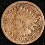 Polished/Buffed Indian Head Cent