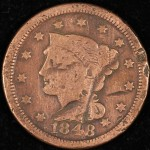Recolored Large Cent