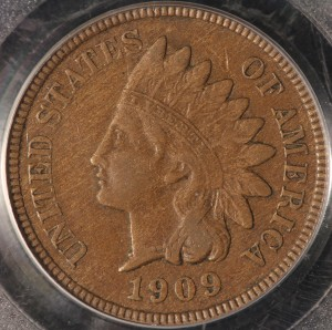 1909-S Indian Cent OBV