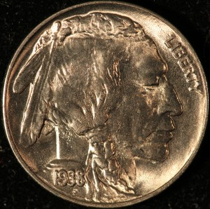 1938-d_s Buffalo Nickel obv
