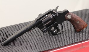 Colt Official Police 38 Heavy