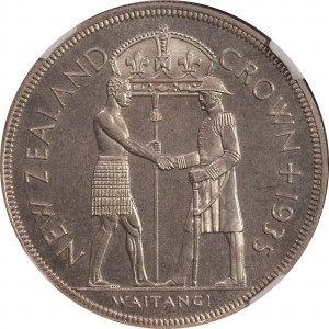 1935 New Zealand Waitangi Proof Set