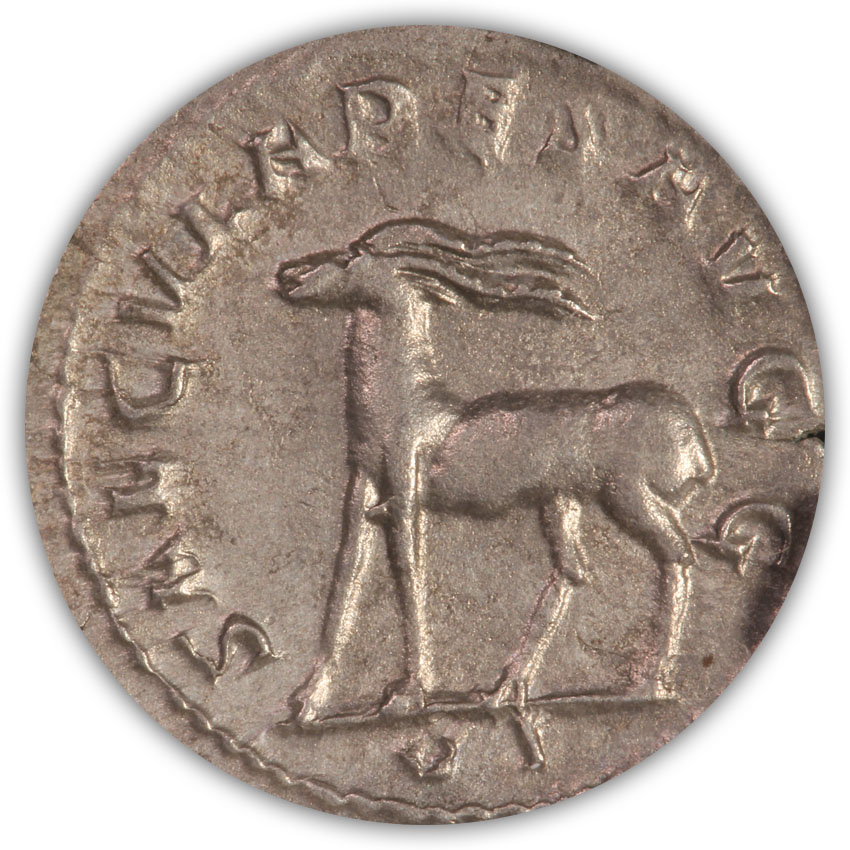 Roman Empire. Philip I. 244-249