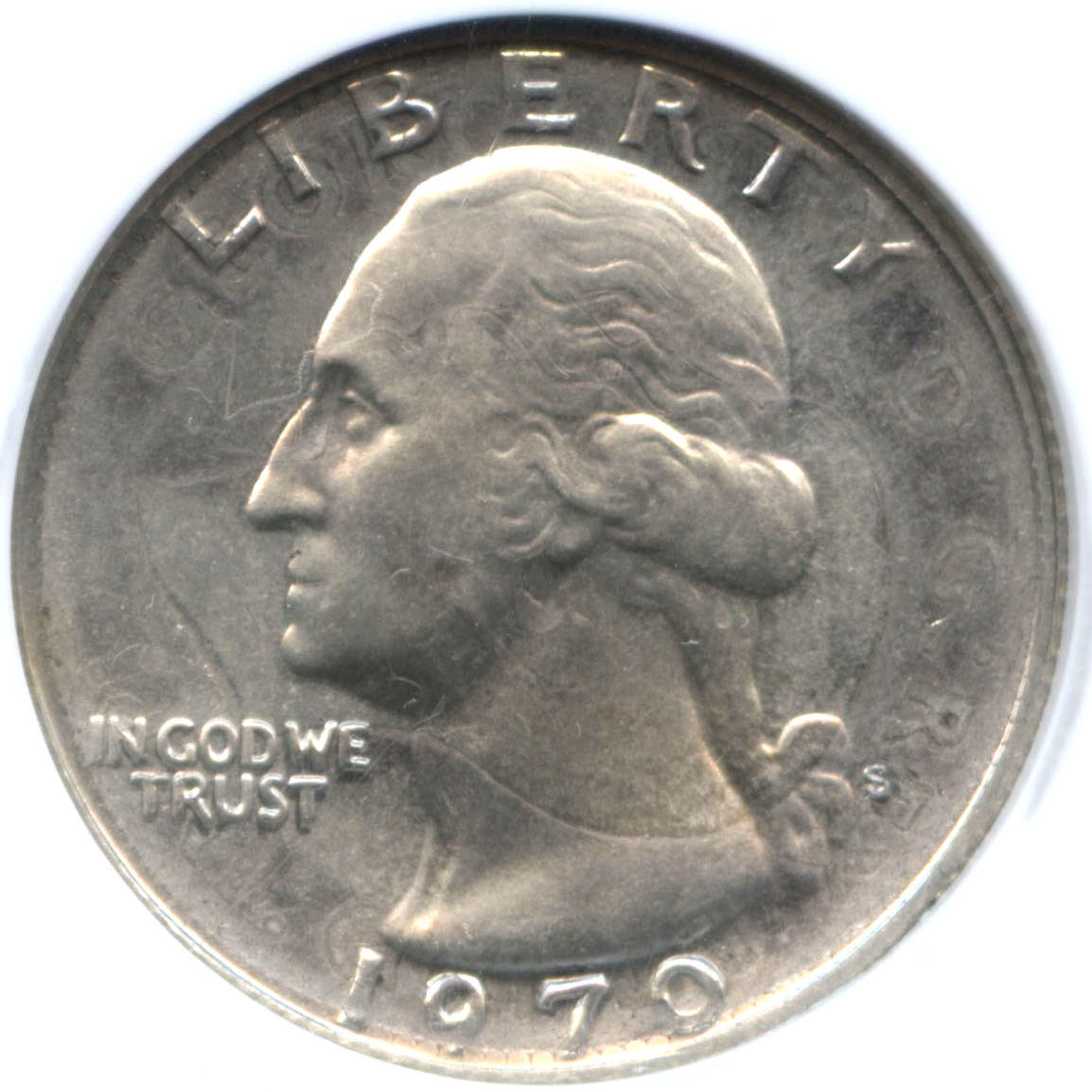 Looking for the 1970 S Washington Proof Quarter Error